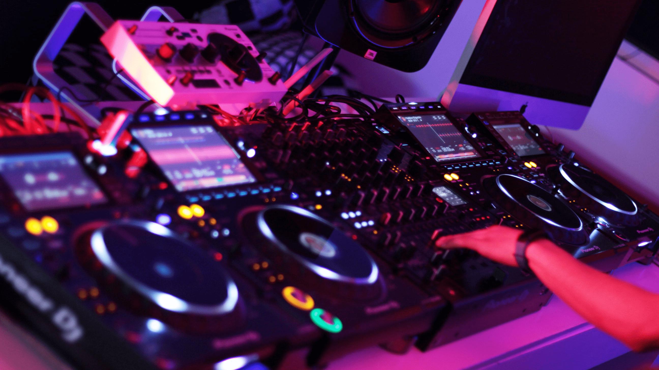 curso dj, academia dj, escuela dj, clases dj, produccion musical, ableton live